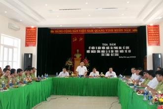 BQL VQG Phong Nha – Kẻ Bàng: Tổ chức Tọa đàm kỷ niệm 15 năm được UNESCO công nhận là Di sản thiên nhiên thế giới (05/7/2003 - 05/7/2018)